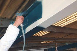 Các thiết bị thi công sơn dầu bao gồm những gì?