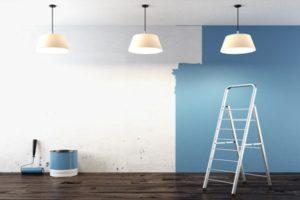 Hướng dẫn thi công sơn dầu cho tường nhà