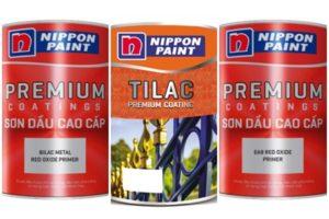 Tìm hiểu về hãng sơn dầu Nippon