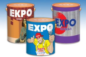 Bảng báo giá Sơn dầu Expo