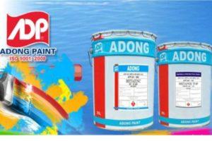 Bảng báo giá sơn dầu Á Đông