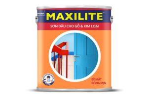 Tìm hiểu về Sơn dầu Maxilite