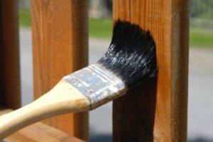 Sơn dầu cho gỗ – sự lựa chọn tốt nhất?