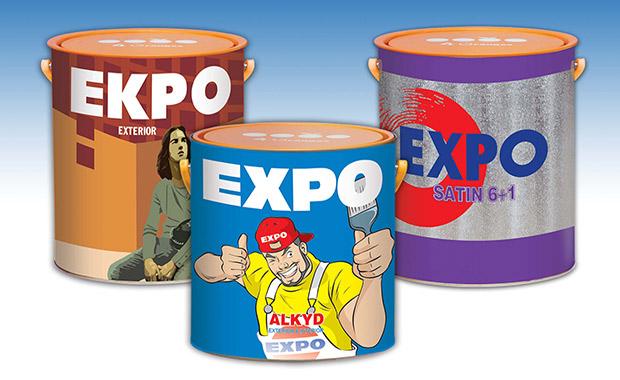 Có Nên Sử Dụng Sơn Dầu Expo?
