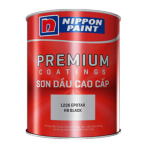 Sơn Nippon Epotar HB 1226 Black