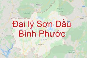 Đại lý Sơn dầu tại Bình Phước