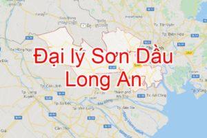 Đại lý Sơn dầu tại Long An