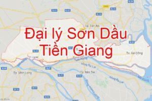 Đại lý Sơn dầu tại Tiền Giang