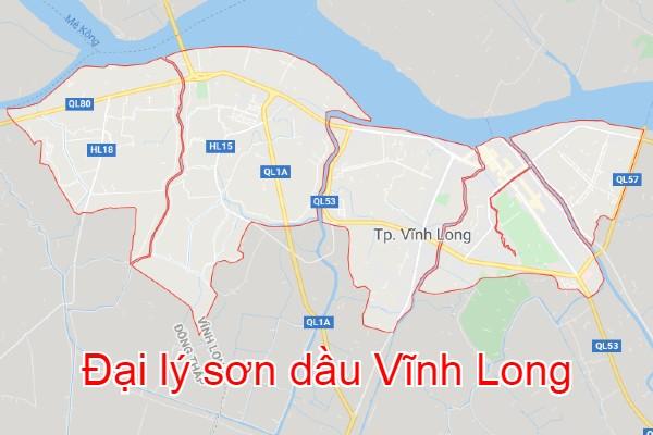 Đại Lý Sơn Dầu Tại Vĩnh Long