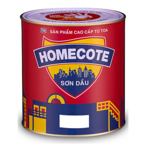 Sơn Dầu Toa Hiệu Homecote